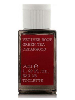 Vetiver Root Green Tea Cedarwood Korres para Hombres