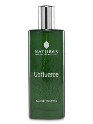 Vetiverde Nature's para Hombres