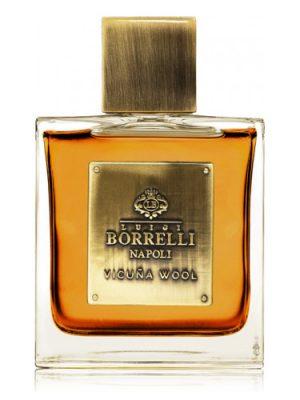 Vicuña Wool Luigi Borrelli para Hombres