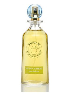 Vie de Chateau Nicolai Parfumeur Createur para Hombres y Mujeres