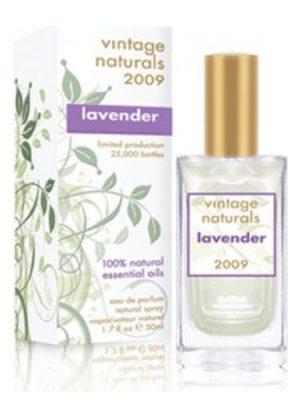 Vintage Naturals 2009 Lavender Demeter Fragrance para Mujeres