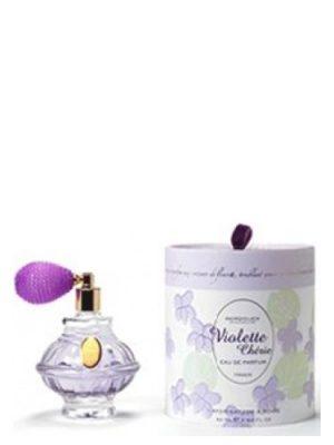 Violette Cherie Parfums Berdoues para Mujeres