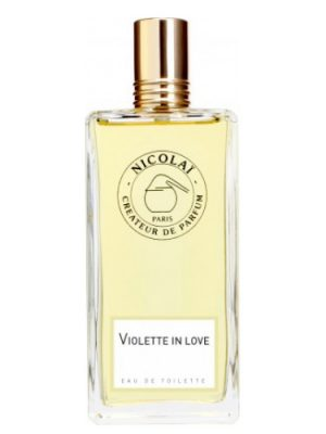 Violette in Love Nicolai Parfumeur Createur para Mujeres