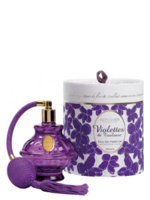 Violettes de Toulouse Eau de Parfum Parfums Berdoues para Mujeres
