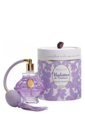 Violettes de Toulouse Eau de Toilette Parfums Berdoues para Mujeres