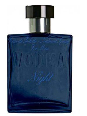 Vodka Night Paris Elysees para Hombres