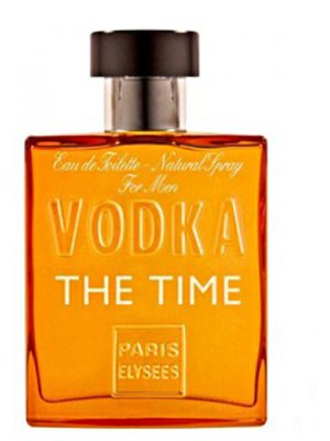 Vodka The Time Paris Elysees para Hombres