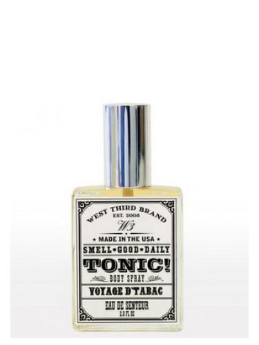 Voyage d'Tabac West Third Brand para Hombres y Mujeres