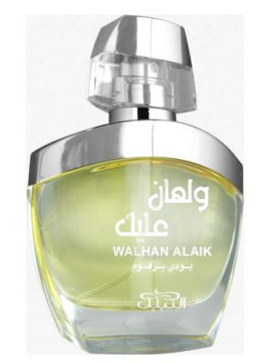 Walhan Alaik Arabs Nabeel para Hombres y Mujeres