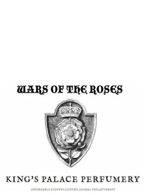 Wars of the Roses King's Palace Perfumery para Hombres y Mujeres