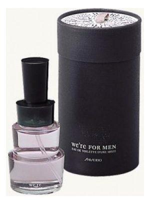 We're for Men Shiseido para Hombres