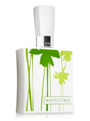 White Citrus Bath and Body Works para Mujeres