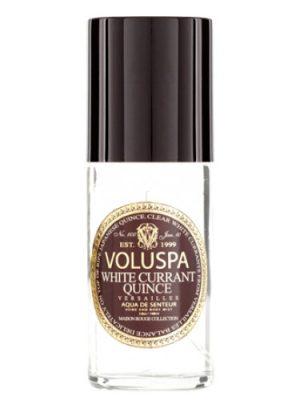 White Currant Quince Versailles Voluspa para Hombres y Mujeres