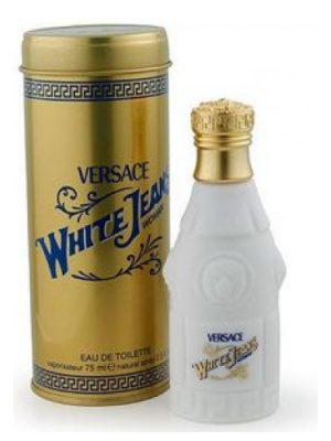 White Jeans Versace para Mujeres