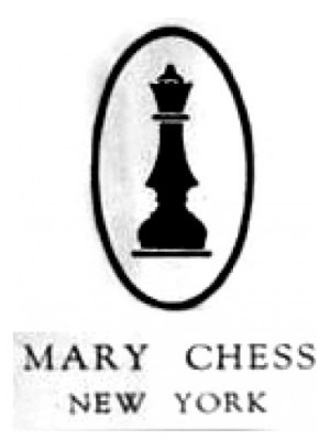 White Lilac Mary Chess para Mujeres