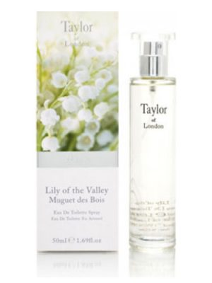 White Lily of the Valley Taylor of London para Mujeres