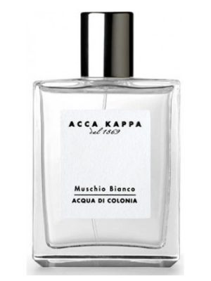 White Moss Acca Kappa para Hombres y Mujeres