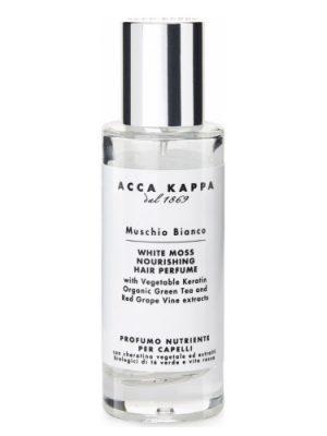 White Moss Nourishing Hair Perfume Acca Kappa para Hombres y Mujeres