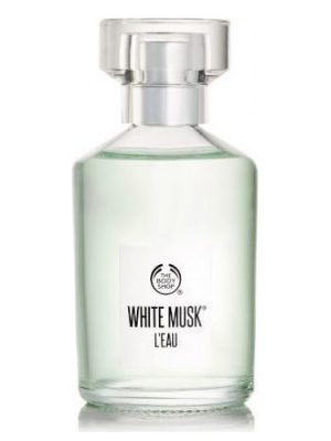White Musk L'Eau The Body Shop para Hombres y Mujeres