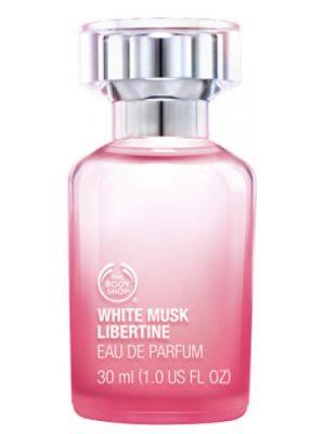 White Musk Libertine The Body Shop para Mujeres