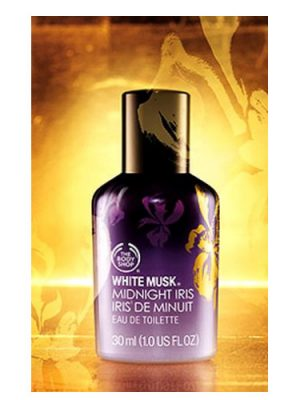 White Musk Midnight Iris Iris de Minuit The Body Shop para Mujeres