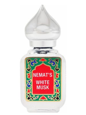White Musk Nemat International para Hombres y Mujeres