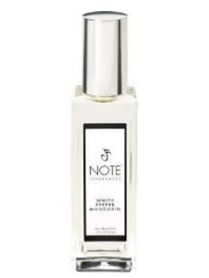 White Pepper Mandarin Note Fragrances para Hombres y Mujeres