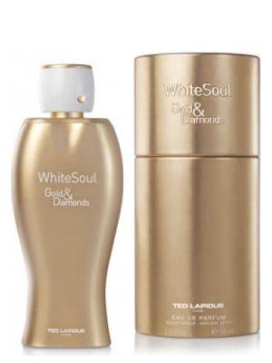 White Soul Gold & Diamonds Ted Lapidus para Mujeres