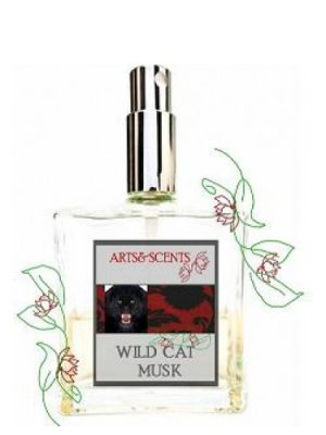 Wild Cat Musk Arts&Scents para Hombres y Mujeres