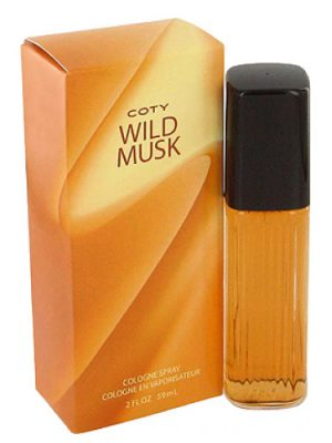 Wild Musk Coty para Mujeres