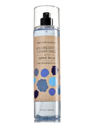 Wildberry & Chamomile Bath and Body Works para Mujeres