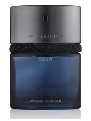 Wildblue Noir Banana Republic para Hombres