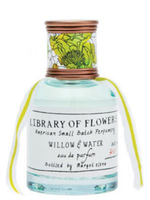 Willow and Water Library of Flowers para Hombres y Mujeres