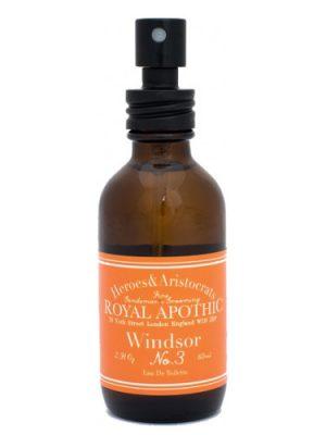 Windsor No.3 Royal Apothic para Hombres y Mujeres