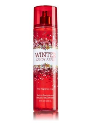 Winter Candy Apple Bath and Body Works para Mujeres