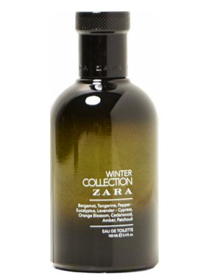 Winter Collection Zara para Hombres