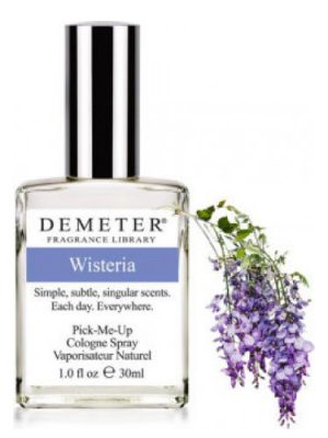 Wisteria Demeter Fragrance para Mujeres