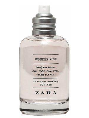 Wonder Rose Zara para Mujeres