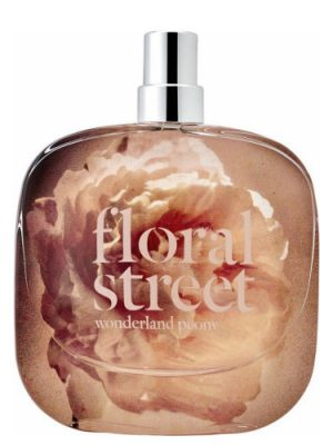 Wonderland Peony Floral Street para Hombres y Mujeres