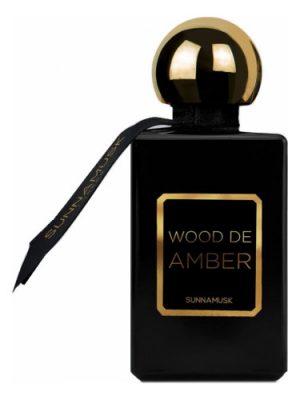 Wood De Amber Sunnamusk para Hombres