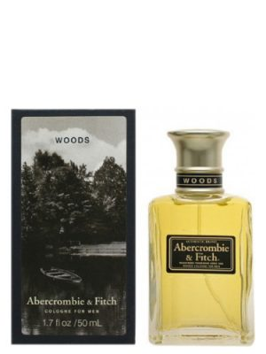 Woods Abercrombie & Fitch para Hombres