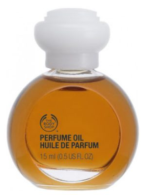 Woody Sandalwood Perfume Oil The Body Shop para Hombres y Mujeres