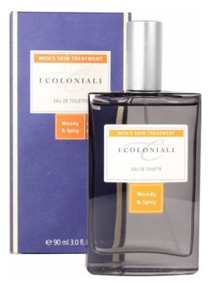 Woody & Spicy I Coloniali para Hombres