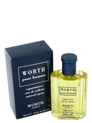 Worth pour Homme Worth para Hombres