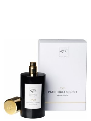 XVII Patchouli Secret RPL para Hombres y Mujeres