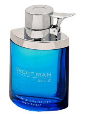 Yacht Man Blue Myrurgia para Hombres
