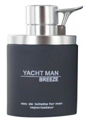 Yacht Man Breeze Myrurgia para Hombres