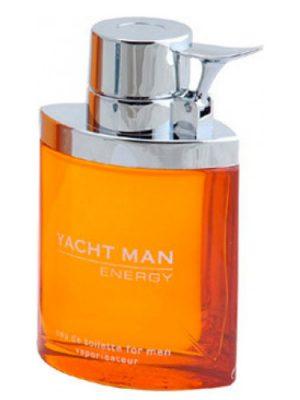 Yacht Man Energy Myrurgia para Hombres