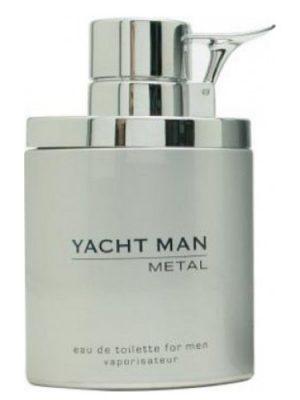 Yacht Man Metal Myrurgia para Hombres