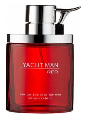 Yacht Man Red Myrurgia para Hombres